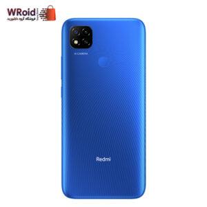 گوشی شیائومی مدل Redmi 9C ظرفیت 64 گیگابایت رم 3 گیگابایت رنگ آبی