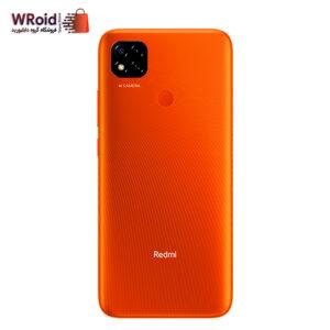 گوشی شیائومی مدل Redmi 9C ظرفیت 64 گیگابایت رم 3 گیگابایت رنگ نارنجی